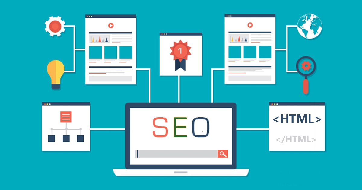 Web Design Optimise SEO